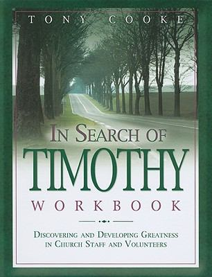 In Search of Timothy Workbook 9780892769810
