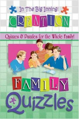 In the Big Inning: Quizzles about Creation 9780892215553