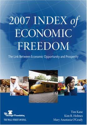 Index of Economic Freedom 9780891952749