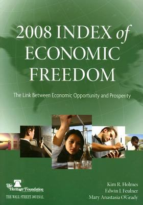 Index of Economic Freedom 9780891952763