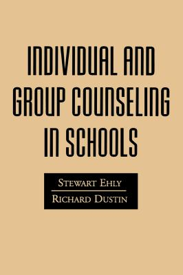 Individual and Group Counseling in Schools 9780898622348