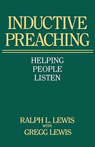 Inductive Preaching 9780891072874