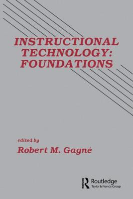 Instructional Technology: Foundations 9780898598780
