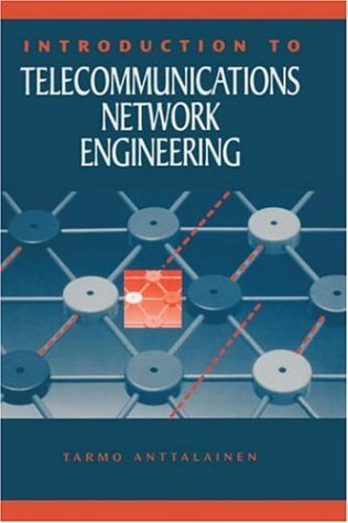 Introduction to Telecommunications Network Engineering 9780890069844