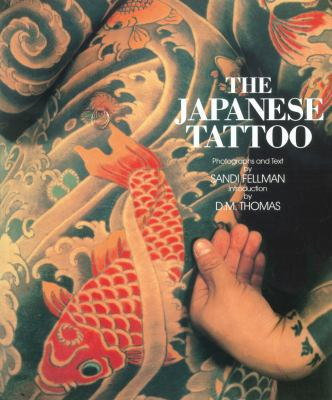 Japanese Tattoo 9780896597983