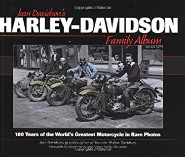 Jean Davidson's Harley-Davidson Family Album 9780896586291