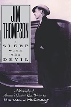 Jim Thompson: Sleep with the Devil 9780892963928