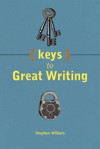 Keys to Great Writing 9780898799323