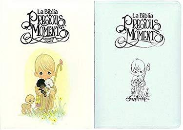 La Biblia Precious Moments-RV 1960 = Precious Moments Bible-RV 1960 9780899222639