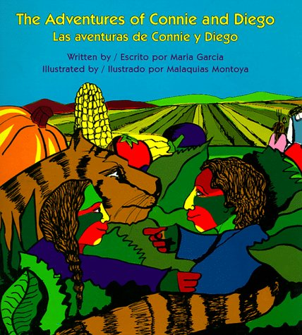 Las Aventuras de Connie y Diego / Adventures Of Connie And Diego 9780892391240