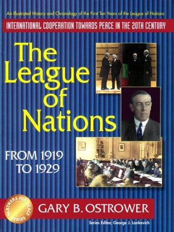 League of Nations 1919 9780895296368