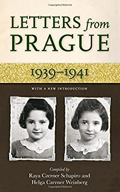 Letters from Prague, 1939-1941 9780897335454