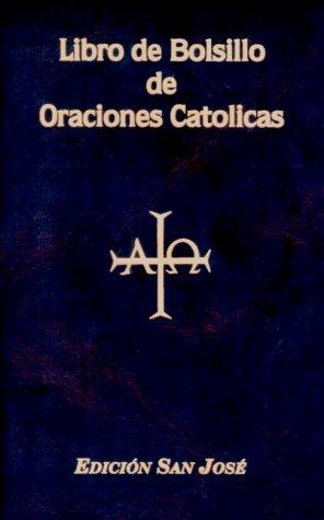 Libro de Bolsillo de Oraciones Catolicas 9780899423326