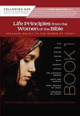Life Principles from the Women of the Bible 9780899573021