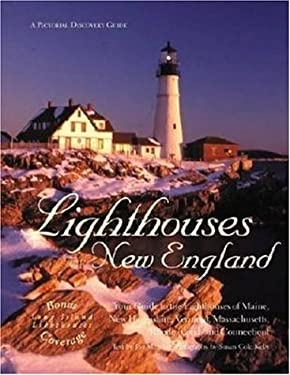 Lighthouses of New England 9780896584846