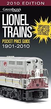 Lionel Trains Pocket Price Guide 9780897785372