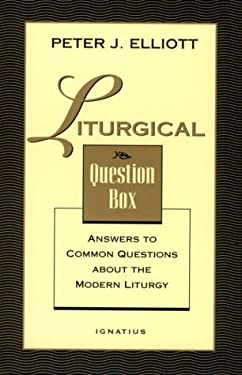 Liturgical Question Box 9780898706772