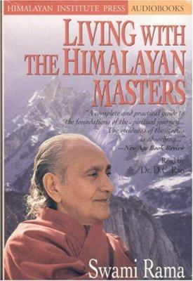 Living with the Himalayan Masters, 5 Cassettes 9780893891688