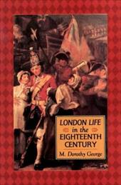 London Life in the 18th Century