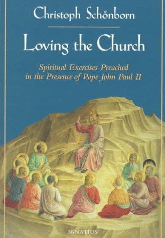 Loving the Church 9780898706765
