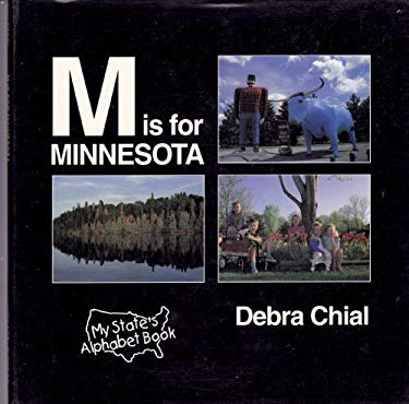 M is for Minnesota 9780896582347