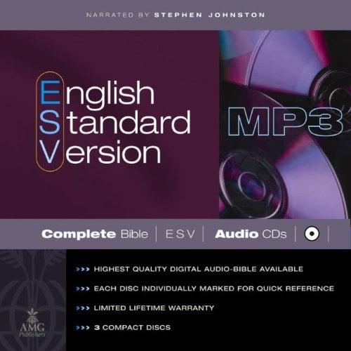 MP3 Bible-ESV 9780899577111