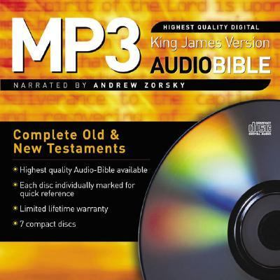 MP3 Bible-KJV by Andrew Zorsky | 9780899574233 | Reviews