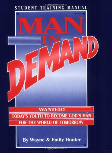 Man in Demand (Student) 9780890815106