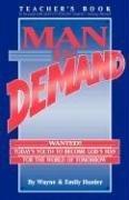 Man in Demand (Teacher) 9780890815113