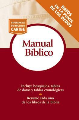 Manual Bmblico = Bible Handbook 9780899226248