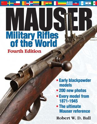 Mauser Military Rifles of the World 9780896892965