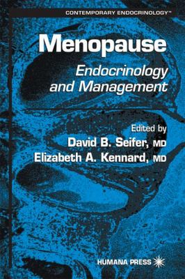 Menopause: Endocrinology and Management 9780896036772