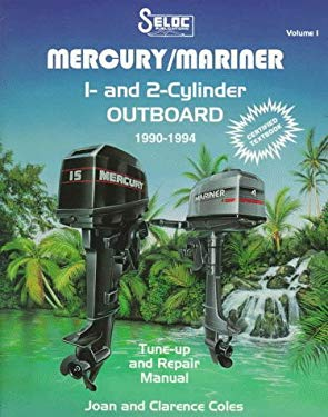 Mercury/Mariner Outboards, 1-2 Cyl 1990-94 9780893300357