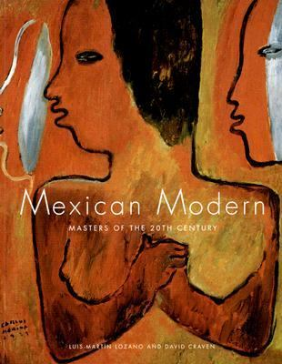 Mexican Modern: Masters of the 20th Century 9780890134900