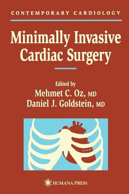 Minimally Invasive Cardiac Surgery 9780896036352