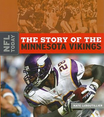 The Story of the Minnesota Vikings 9780898125368