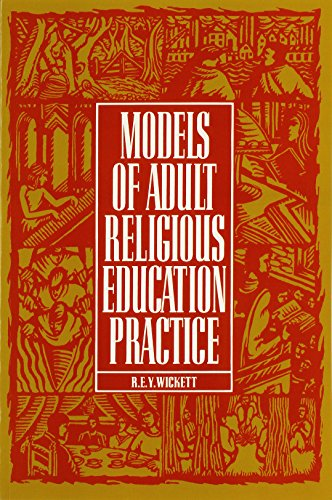 Models of Adult Religious Education Practice 9780891350835