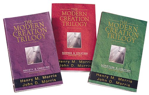 Modern Creation Trilogy: Gift-Boxed Set 9780890512166