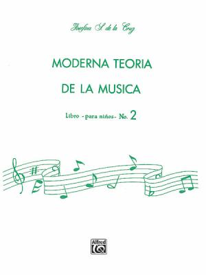 Moderna Teoria de la Musica, No. 2 9780898988314
