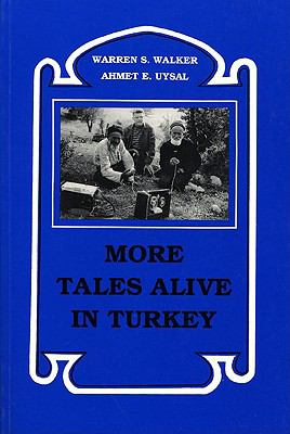 More Tales Alive in Turkey 9780896722866
