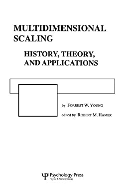 Multidimensional Scaling: History, Theory, and Applications 9780898596632