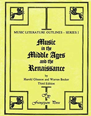Music in the Middle Ages and the Renaissance