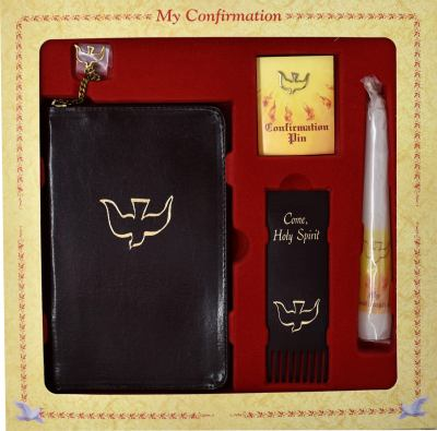 My Confirmation [With Candle and Confirmation Pin and Bookmark] 9780899422442