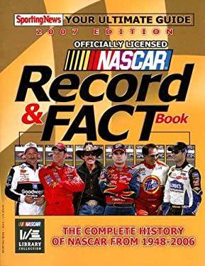 NASCAR Record & Fact Book 9780892048649