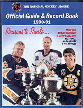 NHL Official Guide & Record Book, 1990-91 9780894717376