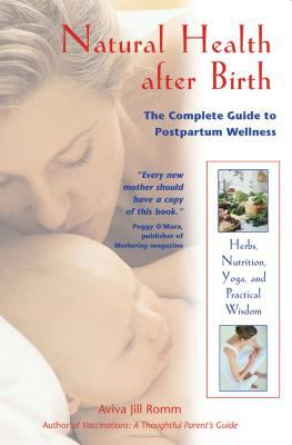 Natural Health After Birth: The Complete Guide to Postpartum Wellness 9780892819300