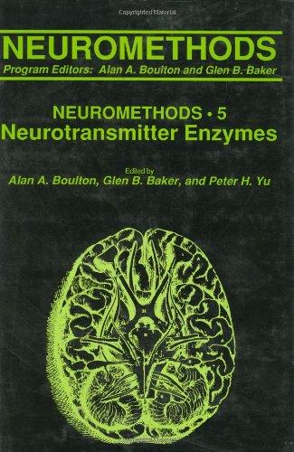 Neurotransmitter Enzymes 9780896030794