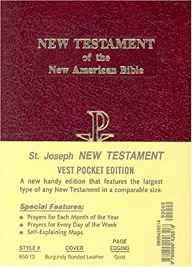 New American New Testament Bible 9780899426518