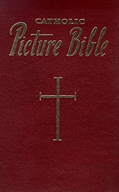 New Catholic Picture Bible 9780899424330