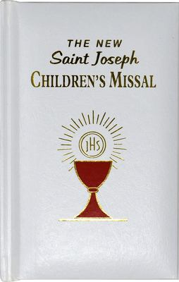 New Saint Joseph Children's Missal 9780899428031